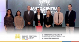 El Banco Central celebra su primer Congreso Internacional de Educación Financiera