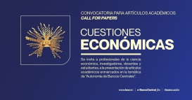 Convocatoria para artículos académicos Call For Papers